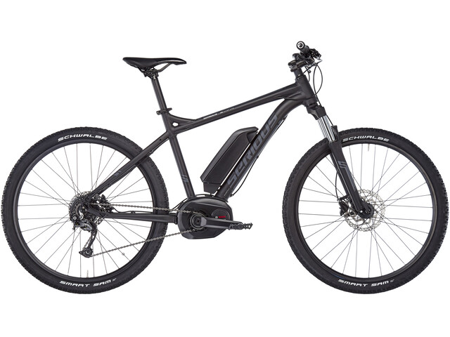 "Serious Bear Rock El-MTB/HT 27,5"" Svart"
